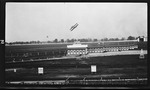 Wright Company Exhibition Flight at the Indianapolis Motor Speedway, Indianapolis, June, 1910