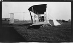 Right Side Profile of a Wright Model B Flyer at Huffman Prairie Ohio, 1911