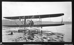 Wright Model B Hydroaeroplane Reenacting a Water Rescue at Glen Head, New York, 1912