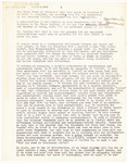 Excerpt of a letter from [Fritz Marti] by Fritz Marti