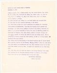 Minutes of Marti School Board of Trustees September 7, 1960