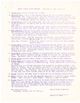 The Marti School Board Meeting Minutes November 2, 1960