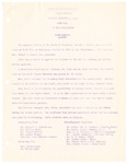 The Marti School Board of Trustees Meeting October 3, 1962