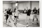 Girls' basketball game