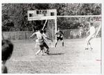 Boys' soccer game