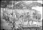Cylinder and Motor Parts Department at Wright Company Factory