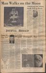 Journal Herald, July 21, 1969 by Journal Herald