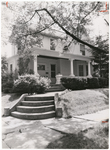 House in Wapakoneta Where Neil Armstrong Lived by Chip Faircloth