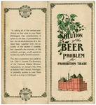 Solution of the Beer Problem for Prohibition Trade by Standard Vacuum Machine Company