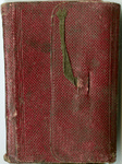 Diary of James F. Overholser, January through March 1865 by James F. Overholser
