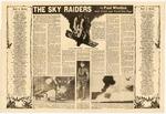 The Sky Raiders by Paul Whelton