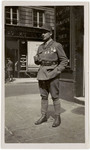 A Portrait of Major Raoul Lufbery