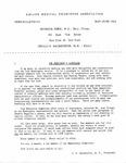 News Bulletin - May-June, 1954
