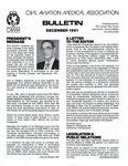 Bulletin - December, 1981