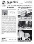 Bulletin - April, 1983