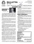 Bulletin - October, 1983