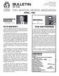 Bulletin - April, 1984