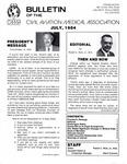 Bulletin - July, 1984