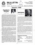 Bulletin - January, 1986