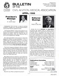 Bulletin - April, 1986