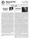 Bulletin - May, 1987