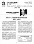 Bulletin - April, 1989