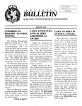Bulletin - Winter, 1992