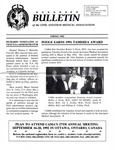 Bulletin - Spring, 1992 by Civil Aviation Medical Association