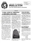Bulletin - Fall, 1992 by Civil Aviation Medical Association