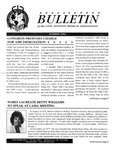 Bulletin - Summer, 1993