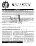 Bulletin - Spring, 1994 by Civil Aviation Medical Association