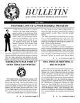 Bulletin - Fall, 1994