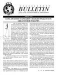 Bulletin - Spring, 1995