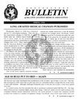 Bulletin - Spring, 1996
