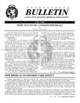 Bulletin - Fall, 1996 by Civil Aviation Medical Association