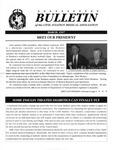 Bulletin - March, 1997