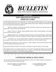 Bulletin - August, 1997