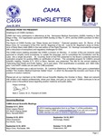 CAMA Newsletter - June, 2014