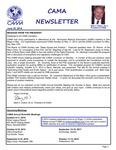CAMA Newsletter - June, 2014