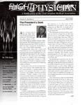 Flight Physician - April, 2002