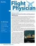 Flight Physician - October, 2014