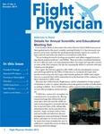 Flight Physician - October, 2014