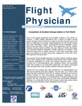 Flight Physician - November, 2015