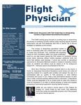 Flight Physician - May, 2016