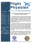 Flight Physician - October, 2016 by Civil Aviation Medical Association