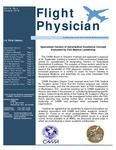 Flight Physician - October, 2016 by Civil Aviation Medical Association