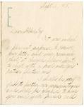 Letter, 1918 September 6, Berthe Eller to Soldier Boy [Fred F. Marshall]