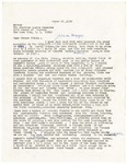 Letter, 1972 March 30, Fred F. Marshall to Editor Pitkin