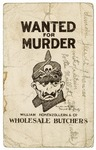 Wanted For Murder, William Hohenzollern & Co