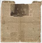 Paris to the Hague, Described By Dayton Boy